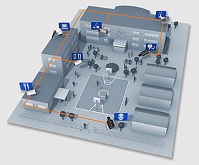 school-layout